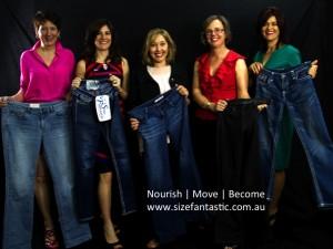 Size Fantastic Jeans